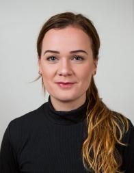 4. Melkorka Mjöll Jóhannesdóttir - hugbúnaðarverkfræði